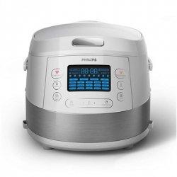 Philips Multicooker HD4731/70 White, Number of programs 19+ pre-set programs, 5 L