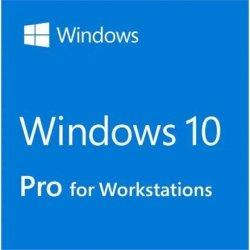 Microsoft Windows 10 Pro for Workstation HZV-00068 DVD, OEM