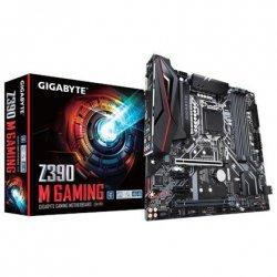 Gigabyte Z390 M GAMING Processor family Intel, Processor socket LGA1151, DDR4 DIMM, Memory slots 4, Chipset Intel Z, Micro ATX