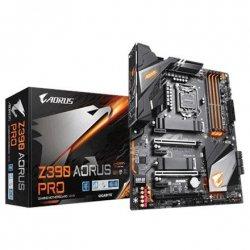 Gigabyte Z390 AORUS PRO Processor family Intel, Processor socket LGA1151, DDR4 DIMM, Memory slots 4, Chipset Intel Z, ATX