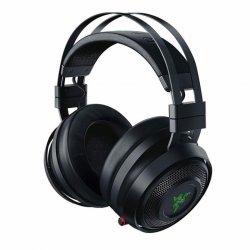 Razer Wireless Gaming Headset, Wireless USB Transceiver / 3.5mm analog, Nari, USB, Black, Built-in microphone