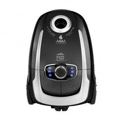 ETA Vacuum Cleaner MIO II Animal Bagged, Black, 700 W, 4 L, A, A, A, A, 71 dB, HEPA filtration system, 230 V