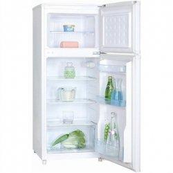 Goddess Refrigerator RDC0116GW8 Free standing, Double Door, Height 116 cm, A+, Fridge net capacity 89 L, Freezer net capacity 29