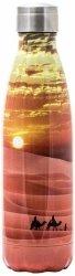 Yoko Design Isothermal Bottle 1549 Desert, Capacity 0.5 L, Diameter 7 cm, Yes