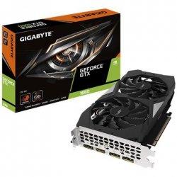 Gigabyte GV-N1660OC-6GD NVIDIA, 6 GB, GeForce GTX 1660, GDDR5, PCI Express 3.0, Processor frequency 1830 MHz, HDMI ports quantit
