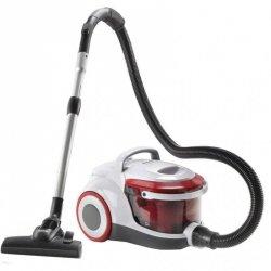 Gorenje Vacuum cleaner VCEB01GAWWF Bagless, White/ Red, 800 W, 3 L, A, C, A,