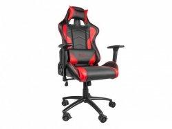 Genesis Gaming chair Nitro 880, NFG-0785, Black- red