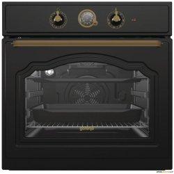 Gorenje Oven BO7732CLB 71 L, Black, AquaClean, A, Mechanical, Height 60 cm, Width 60 cm, Electric