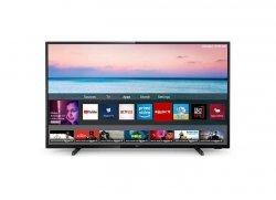 Philips 50PUS6504/12 50 (126 cm), Smart TV, UHD LED, 3840 x 2160 pixels, Wi-Fi, DVB-T/T2/T2-HD/C/S/S2, Black