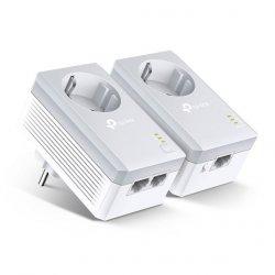 TP-LINK Powerline Adapters Kit TL-PA4022P KIT 10/100 Mbit/s, Ethernet LAN (RJ-45) ports 2, Data transfer rate (max) 600 Mbit/s,