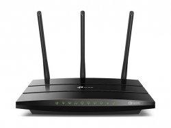 TP-LINK Router Archer C1200 802.11ac, 300+867 Mbit/s, 10/100/1000 Mbit/s, Ethernet LAN (RJ-45) ports 4, 1xUSB 2.0, 2.4GHz/5GHz