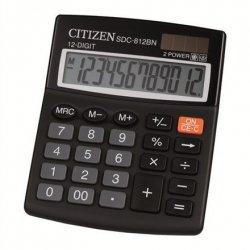 Citizen Calculator SDC 812BN