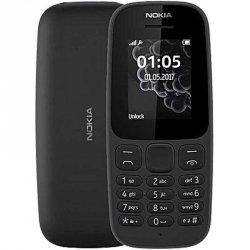 Nokia 105 (2019) TA-1174 Black, 1.77 , TFT, 120 x 160 pixels, 4 MB, 4 MB, Dual SIM, USB version microUSB