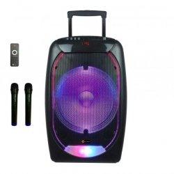 N-Gear Bluetooth Speaker The Flash 1510 30 W, Bluetooth, Portable, Wireless connection, Black