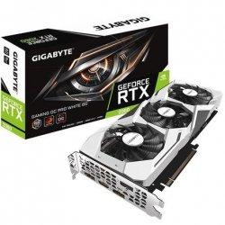 Gigabyte GV-N2060GAMINGOC PRO WHITE-6GD NVIDIA, 6 GB, GeForce RTX 2060, GDDR6, PCI-E 3.0 x 16, Processor frequency 1830 MHz, Me