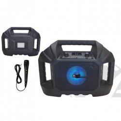 N-Gear Portable bluetooth speaker The B 100 W, Black, Bluetooth, Portable, Wireless connection
