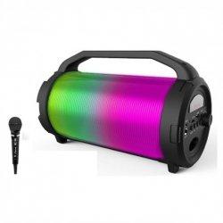 IDance Speaker Cyclone 400 50 W, Portable, Black, Bluetooth