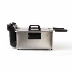 DomoClip Double Deep Fryer DOC217 Inox, 3300 W, 2 x 3 L
