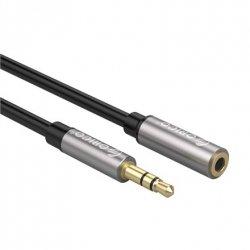 ORICO AM-MF1-05-BK-BP3.5mm Audio Extension Cable Orico ORICO AM-MF1-05-BK-BP 3.5mm Audio Extension Cable Male audio jack, Female
