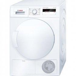 Bosch Dryer WTH83007SN Condensed, 7 kg, Energy efficiency class A+, White, LED, 59.8 cm, Depth 59.9 cm,
