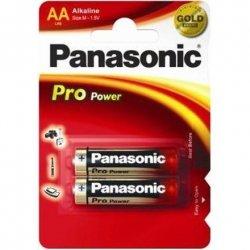 Panasonic Pro Power AA/LR6, Alkaline, 2 pc(s)