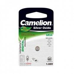 Camelion SR54/G10/389, Silver Oxide Cells, 1 pc(s)