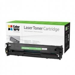 ColorWay Toner Cartridge, Magenta, HP CB543A; Canon. 716M