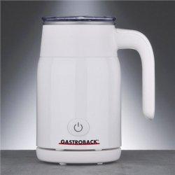 Gastroback 42325 White, Milk frother, 500 W