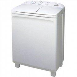 DAEWOO Washing machine DW-K500C Top loading, Washing capacity 3 kg, 400 RPM, Depth 40 cm, Width 69 cm, White,