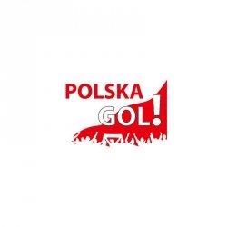 Naklejka Magnetyczna 30X20Cm Polska Gol