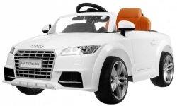 Pojazd Audi TT RS 2.4G Lakierowany Biały