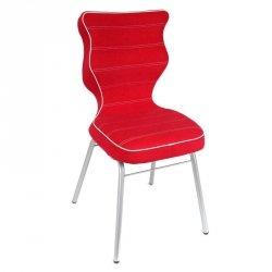 Krzesło Classic Visto - rozmiar 6 - kolor czerwony #R1