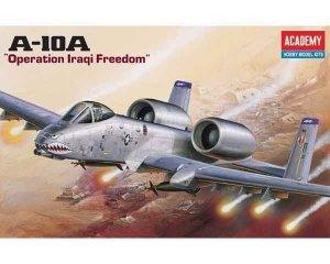 Academy Model plastikowy samolot A-10A 'Operation Iraqi Freedom'