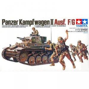 Tamiya German Pzkpfw II Kit