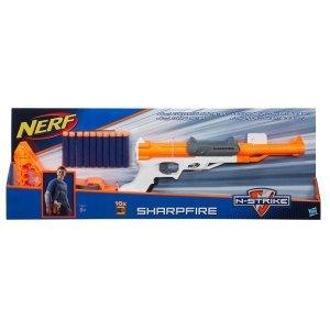 Pistolet Nerf Elite Sharpfire