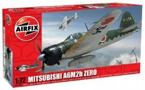 Airfix Model plastikowy Mitsubishi A6M2b Zero