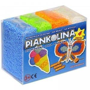 Art And Play Piankolina 4 kostki niebieska