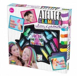 Dromader Atelier Glamour Wlosy i paznokcie