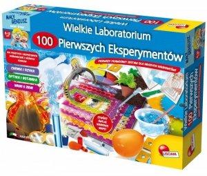 Lisciani I'm a Genius Laboratorium 100 eksperymentów