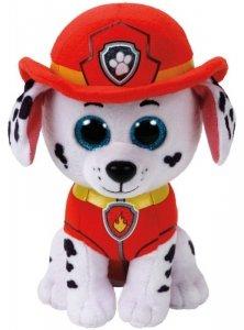 Meteor Maskotka TY Beanie Babies Psi Patrol Marshal, 15 cm