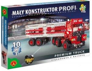 Mały Konstruktor 10w1 Premium Truck