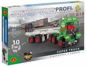 Mały Konstuktor 10w1 Super Truck