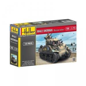 Heller M4A2 Sherman