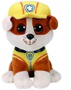 Meteor Maskotka TY Beanie Babies Psi Patrol, Rubble 24 cm