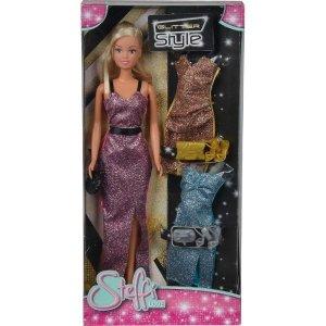 Simba Steffi Glitter Syle z sukienkami