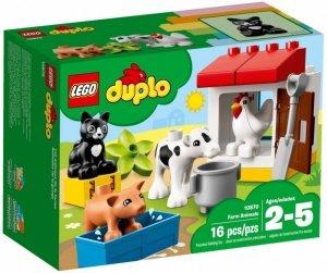 LEGO DUPLO Zwierzątka hodowlane