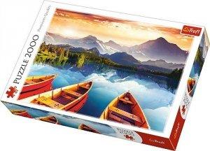 Trefl Puzzle 2000 elementów Kryształowe jezioro