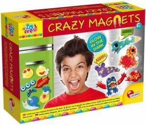 Lisciani Zestaw kreatywny IO Creo - Zwariowane magnesy