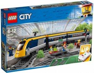 LEGO Klocki City Pociąg pasażerski