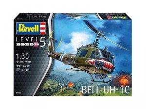 Revell Model plastikowy Bell UH-1C